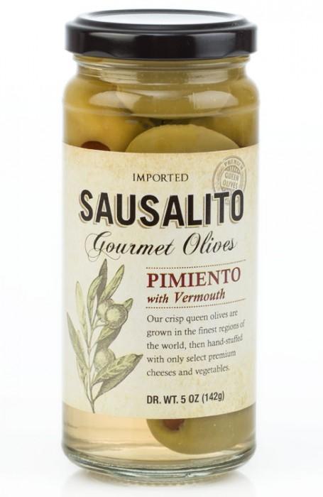pimiento in vermouth